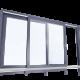 Hebe-Schiebe-Balkontür
